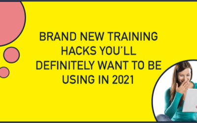 BRAND NEW TRAINING HACKS YOU'LL DEFINITELY WANT TO BE USING IN 2021